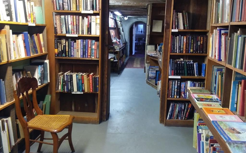 baldwins book barn, book shop, rare books