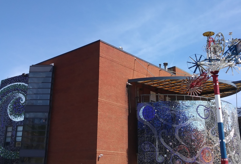 american visionary art museum, baltimore