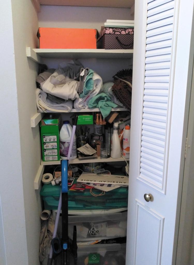 closet of chaos